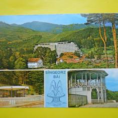 HOPCT 15237 SINGEORZ BAI- -JUD BISTRITA NASAUD[CIRCULATA] - Carte Postala Transilvania dupa 1918, Printata