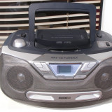 Stereo MP3 Radio-CD portabil - CD player Philips, 0-40 W