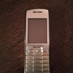 Nokia e50 stare impecabila / second hand / necodate / folie ecran POZE REALE - Telefon Nokia, Negru, Nu se aplica, Neblocat, Fara procesor