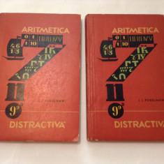 Aritmetica distractiva I Perelman,RM2