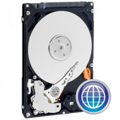 Hard Disk Laptop/ PS3 , WD Scorpio Blue 750GB, 5400rpm, 8 MB, SATA 2