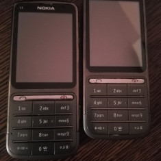 Nokia C3-01 gri  / second hand / necodate /  POZE REALE