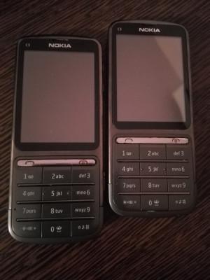 Nokia C3-01 gri  / second hand / necodate /  POZE REALE foto