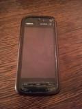 Nokia 5800 xpress music albastre si rosii / second hand / necodate / folie ecran, Negru, Neblocat