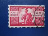 TIMBRE ITALIA 1946