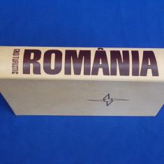 ROMANIA * GHID TURISTIC - EDITURA MERIDIANE - 1967