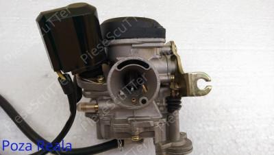 Carburator complet Scuter Baotian / Bautian ( 80cc ) foto