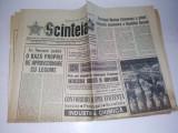 Ziar SCANTEIA - miercuri, 16 ianuarie 1974 Nr. 9752