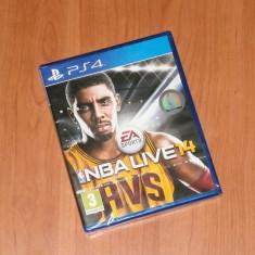 Joc PS4 - NBA LIVE 14, nou, sigilat - Jocuri PS4, Sporturi, 3+