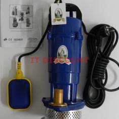 Pompa de apa submersibila Micul fermier QDX 370W 16m 1.5mc cu plutitor GARANTIE - Pompa gradina, Pompe submersibile, de drenaj