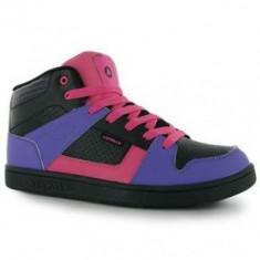 Airwalk Mila Mid Ladies Skate Shoes tenisi adidasi incaltaminte fete noi 39 - Ghete dama, Culoare: Multicolor