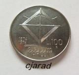 Moneda omagiala 100 LIRE - ITALIA, anul 1974  *cod 282, Europa
