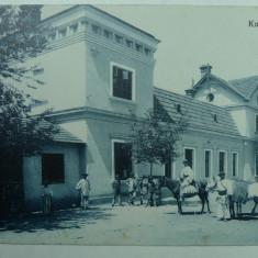 CUGIR - KUDSIR -BAILE - INCEPUT DE 1900 - RARA - Carte Postala Transilvania 1904-1918, Necirculata, Fotografie