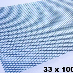 Plasa Tuning Albastra - Plasa aluminiu tuning