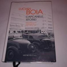 LUCIAN BOIA - CAPCANELE ISTORIEI ~ cartonata ~ - Carte Istorie