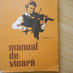 IONEL GEANTA--MANUAL DE VIOARA - VOL. II