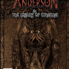 Robert D. Anderson& The Legacy of Ctulth PC - Jocuri PC Altele, Role playing, 16+