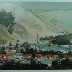 CUGIR - KUDSIR - VEDERE SPRE UZINELE DE FIER - INCEPUT DE 1900 - RARA - Carte Postala Transilvania 1904-1918, Necirculata, Fotografie