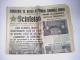 Ziar SCANTEIA - joi,22 noiembrie 1979 Nr. 11586