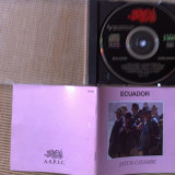Ecuador Jatun Cayambe disc cd muzica latino america world folk mapa texte