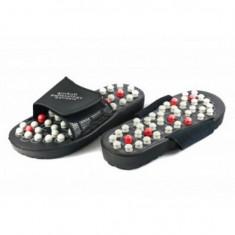 Papuci reflexoterapie - Aparat masaj