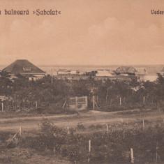 MOLDOVA, STATIUNEA BALNEARA SABOLAT-VEDERE GENERALA - Carte Postala Moldova dupa 1918, Necirculata, Printata