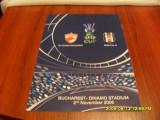program      Dinamo  -  Besiktas  Istanbul