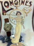 De colectie ! Ceas de mana LONGINES militar ,anii' 40 ,otel.Foarte rar !, Mecanic-Manual, Inox
