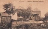 MOLDOVA , SABOLAT ,  STATIUNEA BALNEARA  SABOLAT, RESTAURANT, Necirculata, Printata