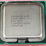 Procesor core 2 duo - dual core intel E6550 2.3GHz 1333 socket 775 lga desktop, Intel Pentium Dual Core