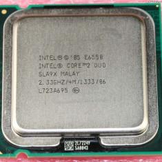 Procesor core 2 duo - dual core intel E6550 2.3GHz 1333 socket 775 lga desktop