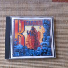 Kula Shaker K album disc cd mapa texte muzica rock editie vest