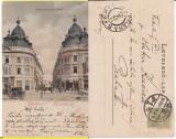 Cluj-  clasica,  1902, Circulata, Printata