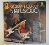 Cumpara ieftin Status Quo - Golden Hour of Status Quo (1973) Disc vinil album original