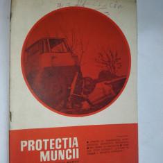 Revista PROTECTIA MUNCII, Nr. 3/ 1970