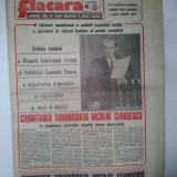 Ziarul FLACARA - vineri, 2 decembrie 1988