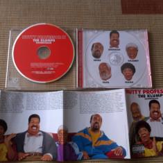 Nutty Professor Soundtrack disc cd muzica pop hip hop rnb vest mapa various - Muzica soundtrack