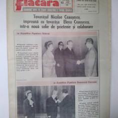 Ziarul FLACARA - vineri, 21 octombrie 1988