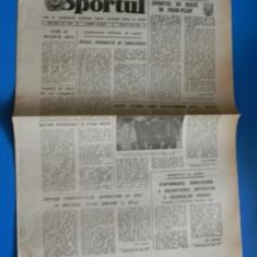ZIARUL SPORTUL 10 IUNIE 1988 (01029