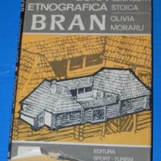 GEORGETA STOICA, OLIVIA MORARU - ZONA ETNOGRAFICA BRAN (02421