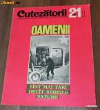 REVISTA CUTEZATORII 1970 - NR 21