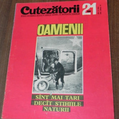 REVISTA CUTEZATORII 1970 - NR 21