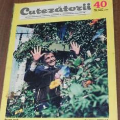 REVISTA CUTEZATORII 1968 - NR 40