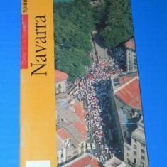 GHID TURISTIC NAVARRA SPANIA. In limba engleza