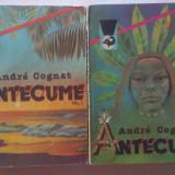 ANDRE COGNAT - ANTECUME (2 VOL.) - Roman, Anul publicarii: 1991