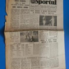 ZIARUL SPORTUL 16 MAI 1988 - CRONICA ETAPA A 28-A (01049