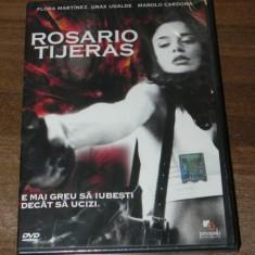 DVD FILM ORIGINAL NOU ROSARIO TIJERAS. 2005. SUBTIRARE ROMANA. SIGILAT - Film actiune
