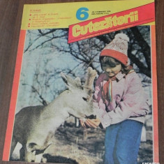 REVISTA CUTEZATORII 1989 - NR 6