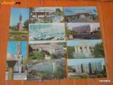 LOT 18 CARTI POSTALE RUSIA URSS UZBEKISTAN. COMUNISM. 1979. NECIRCULATE, Necirculata, Printata