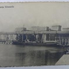 8 - CONSTANTA - SILOZURILE - Carte Postala Dobrogea 1904-1918, Necirculata, Fotografie